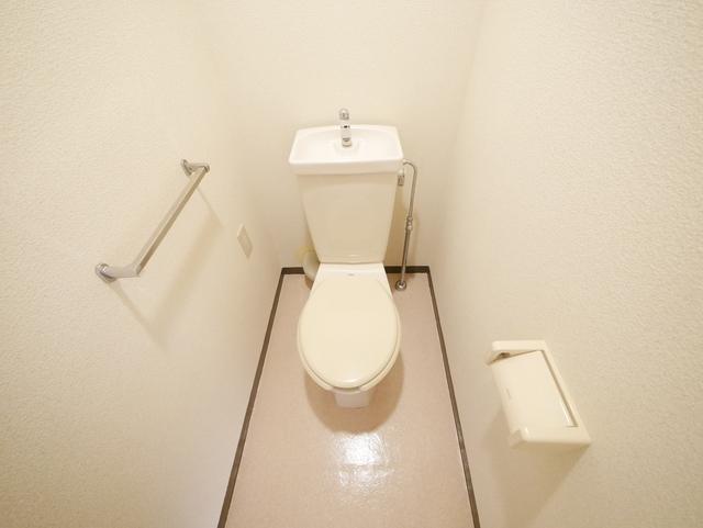 ヴェルビュー壱番館トイレ