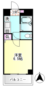 エクセレント多摩川 402号室