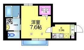 maison AN1階Fの間取り画像