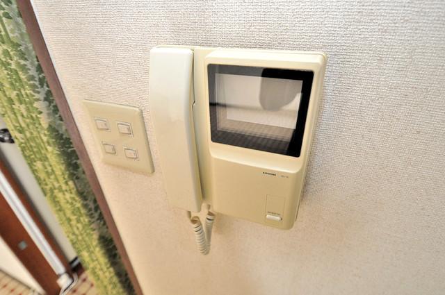 第二コーポ春日荘 TVモニターホンは必須ですね。扉は誰か確認してから開けて下さいね