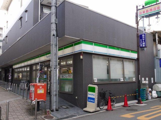 ファミリーマート阪神出来島駅前店