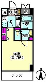ハイネスウェル 105号室