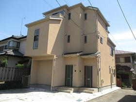吉田町テラスハウスの外観画像