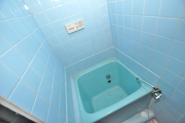 八戸ノ里KS シャワー一つで水回りが掃除できて楽チンです