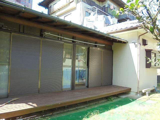 松野貸家の外観画像