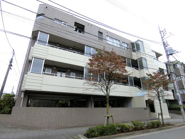 成城学園前駅 徒歩9分の外観画像