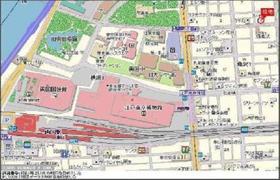 蔵前駅 徒歩15分案内図