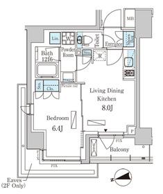 パークアクシス大森レジデンス 401号室