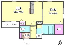 (仮称)西蒲田3丁目メゾン 201号室