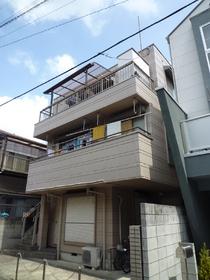 金田コーポの外観画像