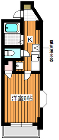 東武練馬駅 徒歩12分3階Fの間取り画像