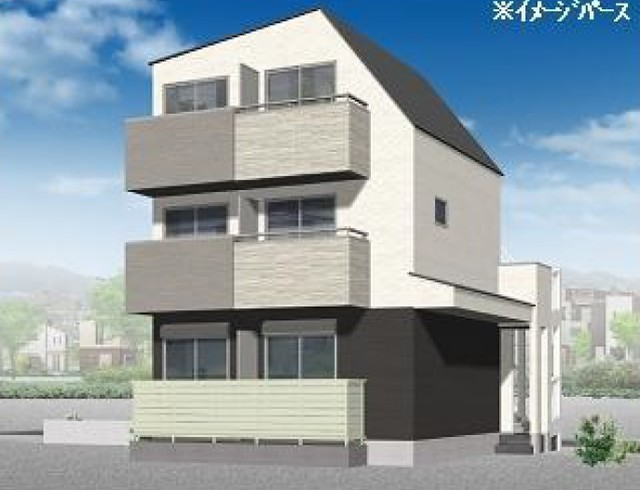 R・プレイス東新宿の外観画像