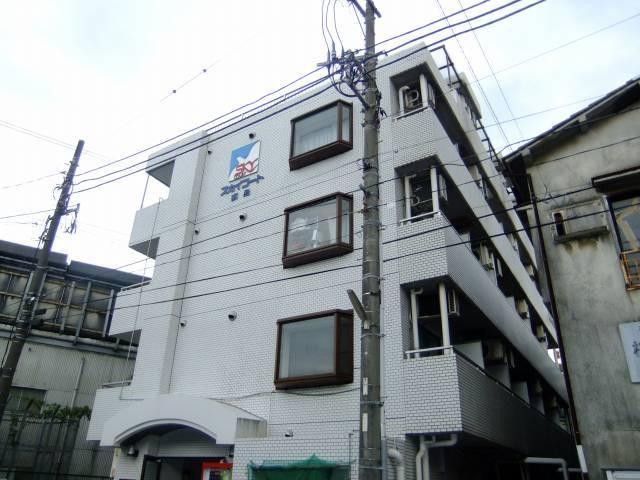 綱島駅 徒歩12分外観