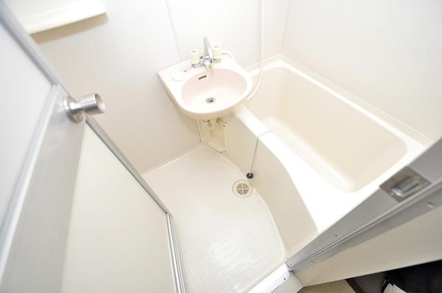 ボーリバージュ ゆったりと入るなら、やっぱりトイレとは別々が嬉しいですよね。