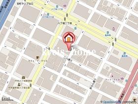アーバイル東京NEST案内図