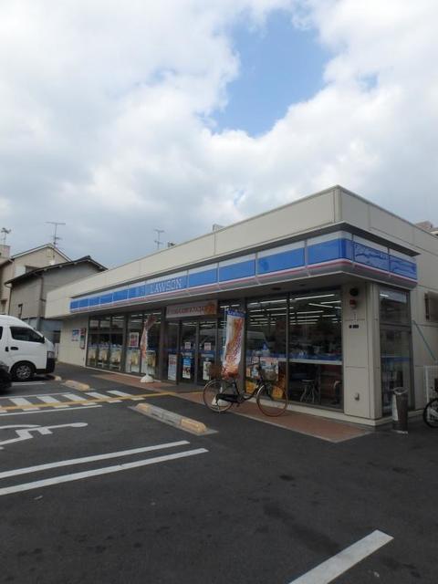 ローソン田辺二丁目店