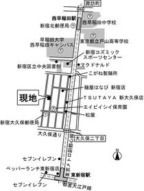 ライブリーコート案内図