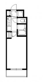 GROWS横浜妙蓮寺1階Fの間取り画像