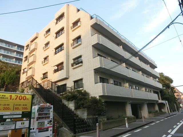 シルクハウス横浜外観