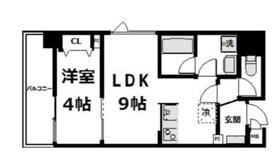 ロイジェント磯子2階Fの間取り画像