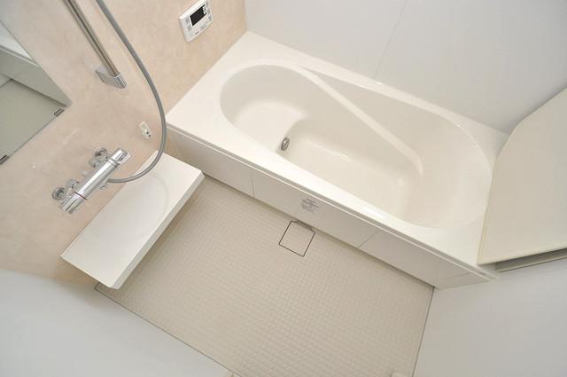 Four Seasons御厨 ゆったりサイズのお風呂は落ちつける癒しの空間です。