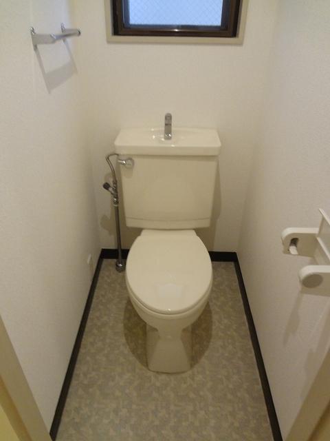 リーベオリサカトイレ
