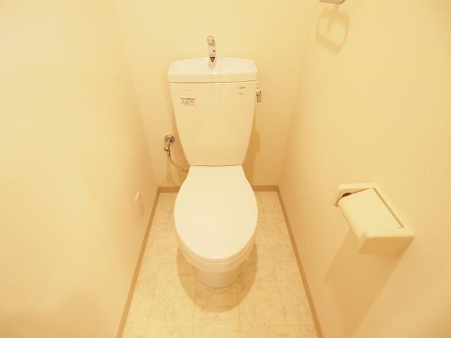 リュクス高輪台トイレ