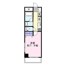 グランデ・アリビオ3階Fの間取り画像