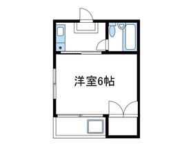 アメニティケー3階Fの間取り画像