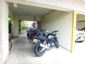 アーバンヒルズ多摩永山第2駐車場