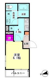 仮)大田区西糀谷1丁目シャーメゾン 201号室