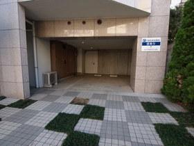 麻布十番レジデンス駐車場