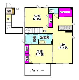 EAST・M・I 201号室
