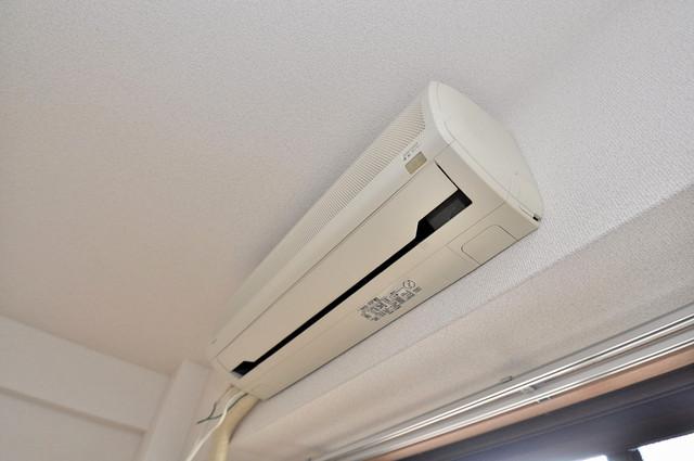 プリムヴェール エアコンが最初からついているなんて、本当に助かりますね。