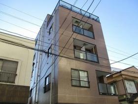 横山マンションの外観画像