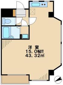 シャングリラ2階Fの間取り画像