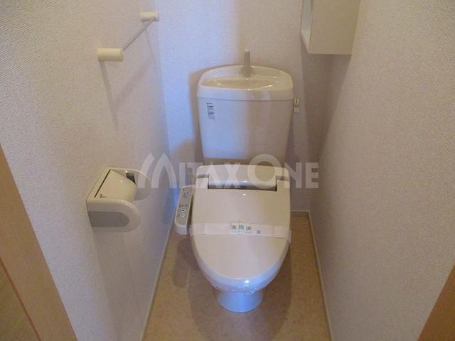 オータスヒルズトイレ