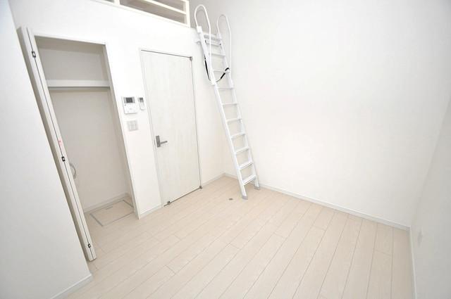 Valenti小阪 落ち着いた雰囲気のこのお部屋でゆっくりお休みください。