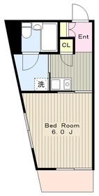 スターホームズ三ツ境111階Fの間取り画像
