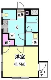 ヴァンクレール 305号室