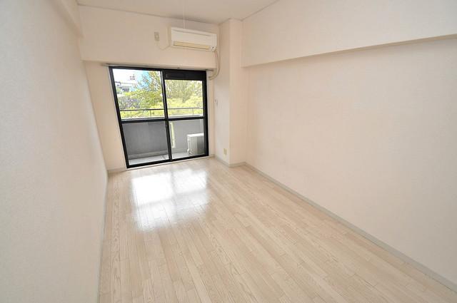エクセルシオール長田 明るいお部屋は風通しも良く、心地よい気分になります。