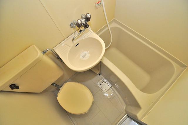 大宝菱屋西CTスクエア シャワー一つで水回りが掃除できて楽チンです