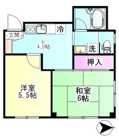 リバービュー羽田 102号室