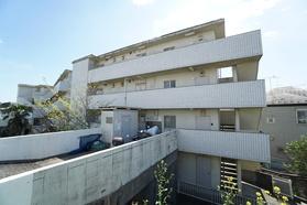 パレドール稲田堤Ⅱの外観画像