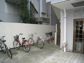 スカイコート川崎5エントランス