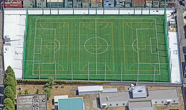 南大阪サッカーグラウンド