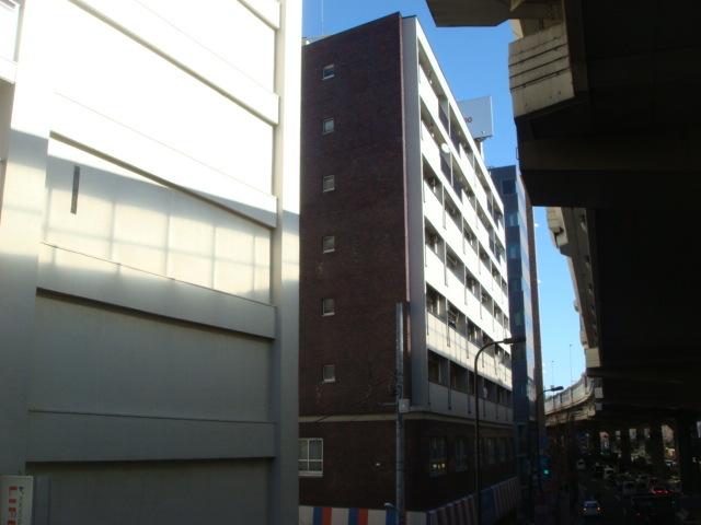 幡ヶ谷駅 徒歩3分外観