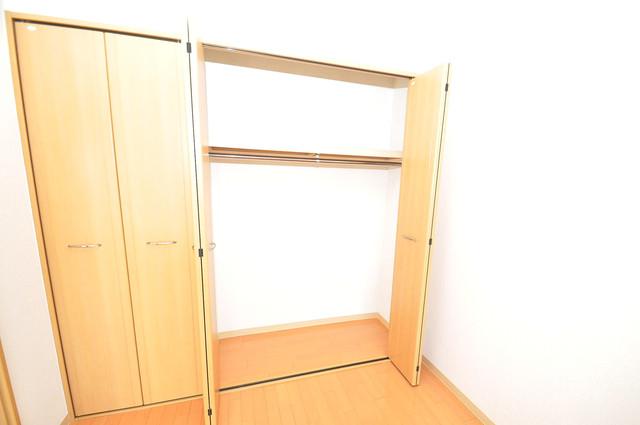 リバーサイド金岡六番館 もちろん収納スペースも確保。いたれりつくせりのお部屋です。