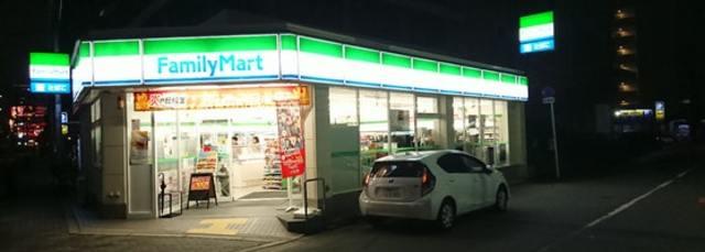 ファミリーマート豊崎三丁目店