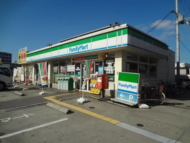 ヴィラサンシャイン ファミリーマート東大阪長田中店
